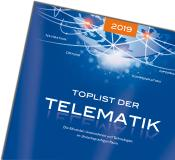 "Das ""Who is Who der Telematik-Branche 2019"""