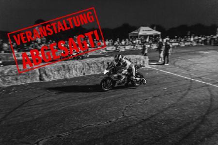 Suzuki Night Runs abgesagt