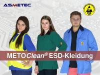 ESD-Bekleidungskatalog