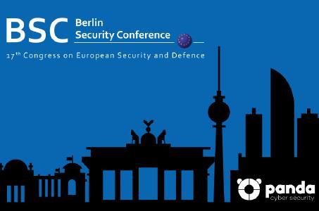 """Panda Security """"Industrial Partner"""" der Berliner Sicherheitskonferenz 2018"""