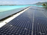 Four Seasons Resort Bora Bora has integrated a 600kWp rooftop solar PV system