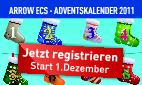 Arrow ECS Online Adventskalender
