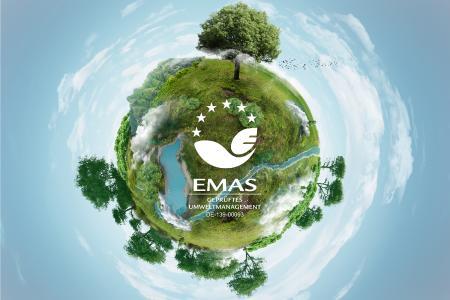 EMAS-Zertifizierung 2020