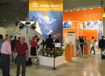 OPEN MIND auf der EMO Milano 2009