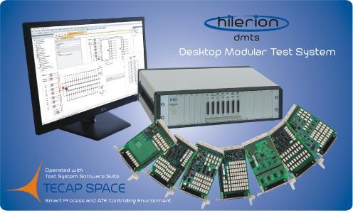 Komplettlösung Hilerion dmts wurde in Zusammenarbeit von MTQ Testsolutions AG und ihrem langjährigen Entwicklungspartner und Messgerätehersteller UNITES Systems a.s. entwickelt  (Logo: MTQ Testsolutions)