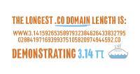 Length of Domain Names
