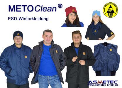 ESD-Winterkleidung