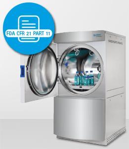 FDA CFR 21 Part 11 Lösung für Systec Autoklaven