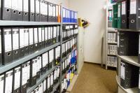 Papierarchive gehören mit dem digitalen Lieferschein der Vergangenheit an.