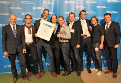 SET GmbH ist NI Alliance Partner of the Year 2018 für Central Europe