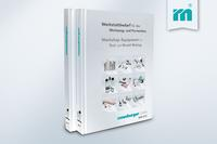 New at 'Euromold' - Meusburger's Catalogue Workshop Equipment 2015
