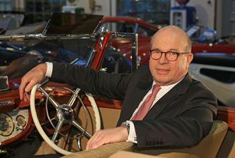 Gerhard Gloeckner verantwortet den neuen Geschäftsbereich TÜV SÜD ClassiC