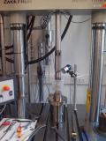 Messaufbau Schnellzerreißmaschine