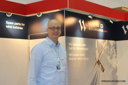 Stefan Weber, Gründer und Geschäftsführer Windsourcing.com GmbH