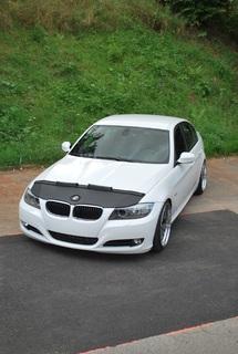 BMW E90/91 Motorhaubenschutz Bra von JMS