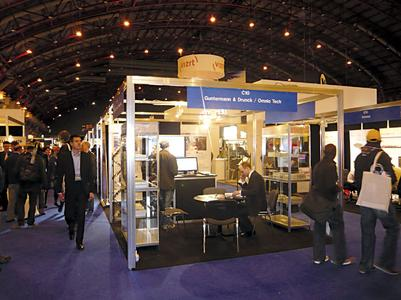 Opening trade fair season at BVE London, Guntermann & Drunck, Foto:  BVE London