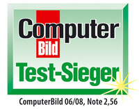 Computerbild: Testsieg für G DATA AntiVirus 2008