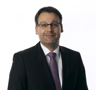 Erik Roßmeißl ist seit dem 1. April 2012 Kaufmännischer Leiter der WITTENSTEIN AG
