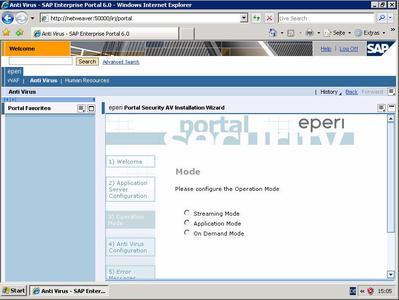 Eperi erweitert den Schutz für SAP Portale vor Virenattacken