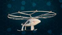 Volocopter als autonomes Lufttaxi in Dubai