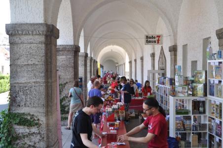 Bad Nauheim spielt vom 16. bis 18. Juni (1)
