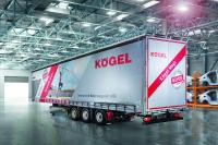 Kögel unveils next-generation Mega-Trailer