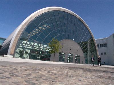 Ausstellungs- und Veranstaltungshalle - Stadthalle Bielefeld