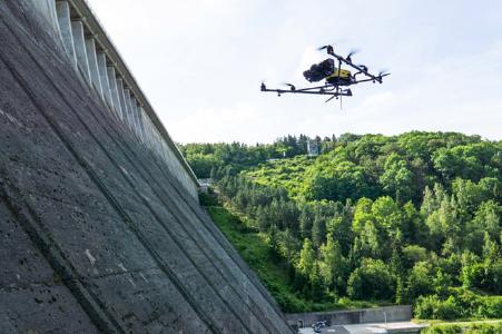 Drohnen im Einsatz