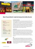 Referenzflyer Bison Process Retail (x-trade) Bio Branche