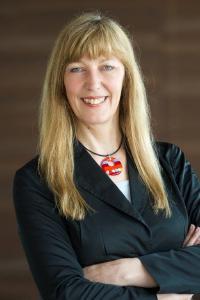 Angelika Wolf, Leiterin Support – Business Unit SAP, Technischer Großhandel und Industrie / Foto: FIS