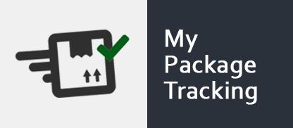 My Package tracking logo