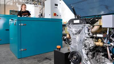 Die Zulassung von Mini-BHKW gemäß KWK-Gesetz wird durch die Allgemeinverfügung des BAFA erleichtert (Bild: Kraftwerk Kraft-Wärme-Kopplung GmbH)
