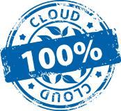 100 Percent Cloud