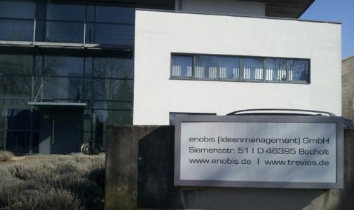 enobis Gebäude in Bocholt
