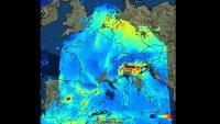 DLR Satellitenbild / Quelle: DLR