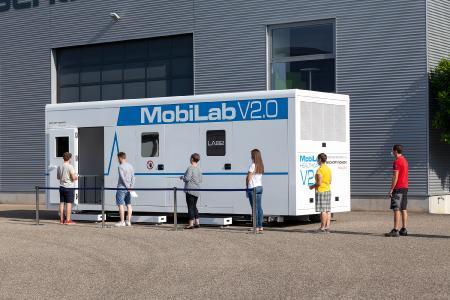 Schnelles Vorort-Tests mit dem MobiLab V2.0