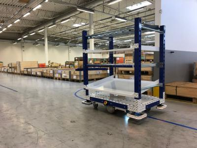 McGee Storage & Handling joins the FlexQube dealer network in the USA