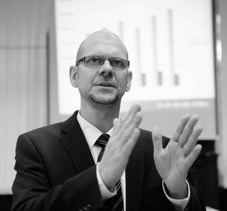 G Data Vorstand Dr. Dirk Hochstrate