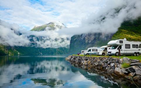 Im Sortiment von KVT-Fastening/Bossard Deutschland: Ein entspannter Urlaub mit Southco®-Verschlusslösungen für Wohnmobile