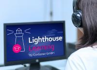 Neues Video-basiertes Schulungsangebot der ConSense GmbH: Flexibles, unabhängiges Selbststudium der ConSense Software und von allgemeinen QM-Themen mit Lighthouse Learning