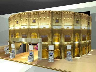 Colosseum Aussen 2