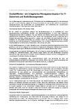 DocSetMinder - ein Integriertes Managementsystem für IT-Sicherheit und Notfallmanagement