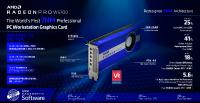 The brand new AMD Radeon Pro W5700 Workstation Graphics Card – now available!