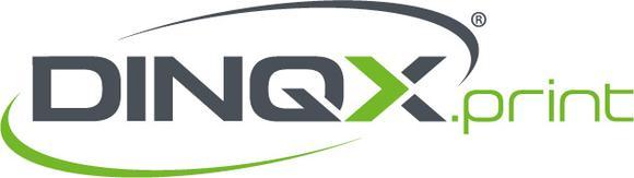 Logo company DINQXprint