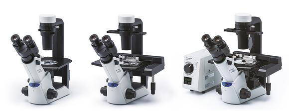 Neues inverses Mikroskp CKX53 von Olympus