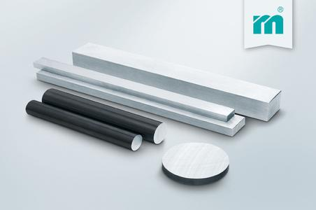 Expansion of the material grades for N / NR bars, Photo by Meusburger GmbH & Co KG
