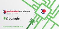 Meet Embedded Software Testing Specialist froglogic at Embedded World