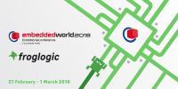 froglogic at Embedded World 2018