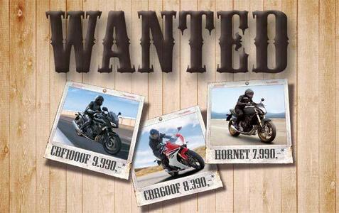 Drei Motorrad-Topmodelle jetzt zu Wanted-Preisen