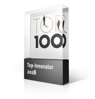 TOP 100 competition success: KRÜSS is one of the innovation leaders in 2018